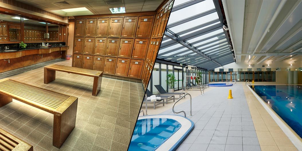 leisure centre cleaning Winchester
