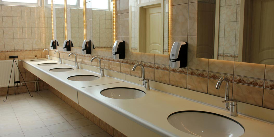 washroom services Southampton